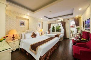 Khách sạn Diamond King Hà Nội