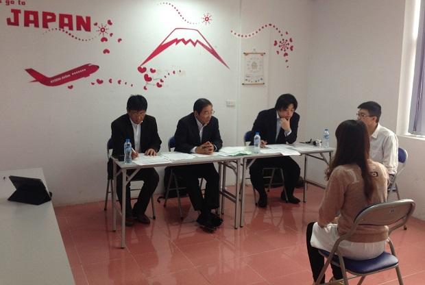 """Kinh nghiệm """"xương máu"""" vượt qua phỏng vấn visa du học Nhật Bản dễ dàng"""