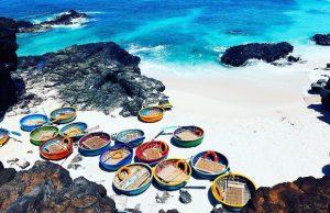 Tour Lý Sơn từ TP HCM: Khám phá Vương quốc của Tỏi và Biển xanh | Đi Máy Bay (3N2Đ)
