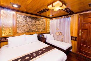 Du thuyền Victory Cruises – Hạ Long