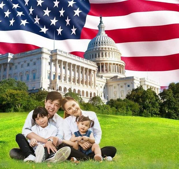 xin visa định cư mỹ