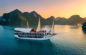 Combo 2N1Đ Du thuyền Sena Lan Ha Bay 4 sao + Xe khứ hồi