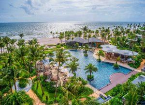 Combo 3N2Đ InterContinental Phu Quoc Long Beach Resort 5* + Vé máy bay