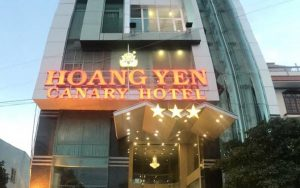 Combo 3N2Đ Khách sạn Hoàng Yến Canary Quy Nhơn 3 sao + Vé máy bay