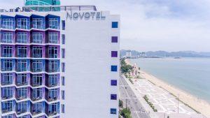 Combo 3N2Đ Khách sạn Novotel Nha Trang 4*+ Vé máy bay