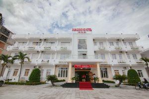 Combo 3N2Đ Vé máy bay + Khách sạn Papa Đồng Hới