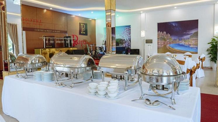 Combo 3N2Đ Khách sạn Papa Đồng Hới