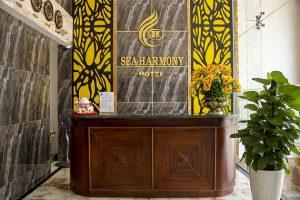 Combo 3N2Đ Khách sạn Sea Harmony Quy Nhơn 3 sao + Vé máy bay