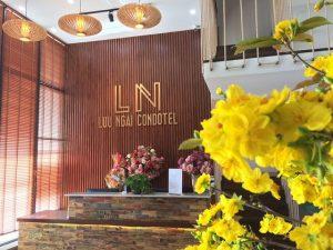 Combo 3N2Đ Khách sạn Lưu Ngãi Condotel Quy Nhơn 3 sao + Vé máy bay