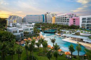 Combo 3N2Đ Premier Residences Phu Quoc Emerald Bay + Vé máy bay