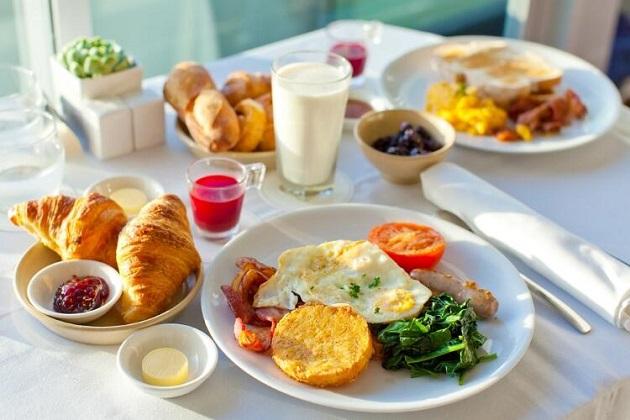 Silk Path Grand Huế Hotel & Spa - Bữa sáng