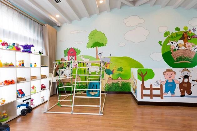Silk Path Grand Huế Hotel & Spa - Khu vui chơi trẻ em