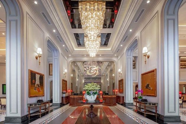 Silk Path Grand Huế Hotel & Spa - Lobby