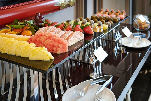 Silk Path Grand Huế Hotel & Spa - Nhà hàng