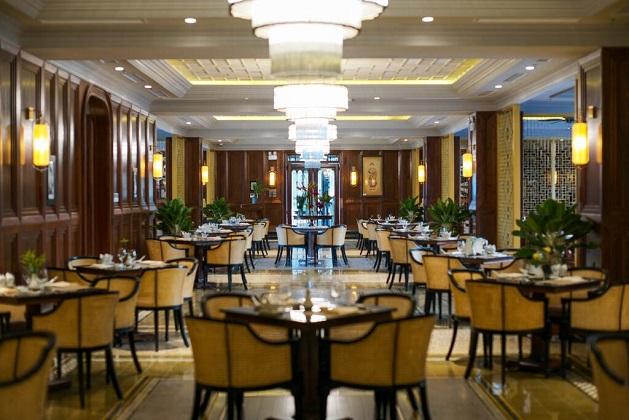 Silk Path Grand Huế Hotel & Spa - Nhà hàng Olivio