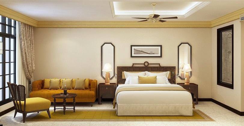 Silk Path Grand Huế Hotel & Spa - Phòng Deluxe