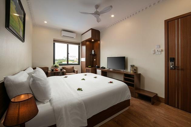 Combo Tam Coc Holiday Hotel and Villa
