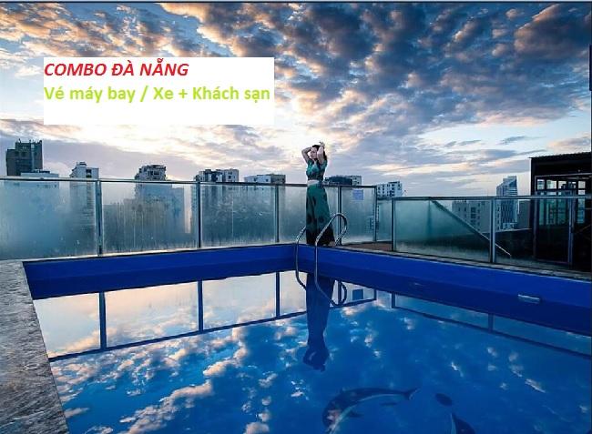 Combo vé máy bay và khách sạn Đà Nẵng