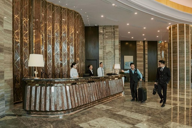 Combo Vinpearl Imperia Hải Phòng - Lobby