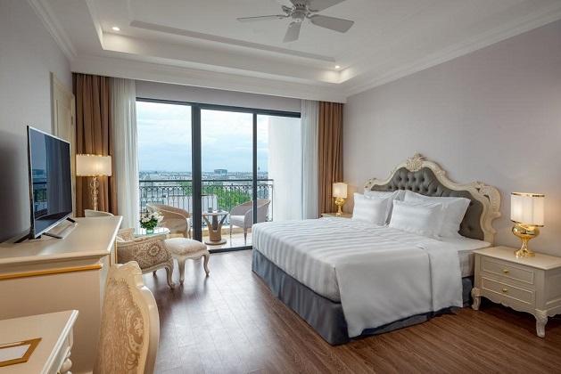 Combo Vinpearl Rivera Hải Phòng - Phòng Elegant