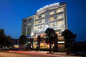Khách sạn Center Bắc Ninh