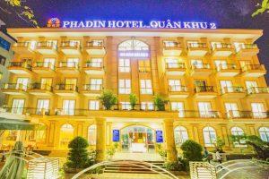 Khách sạn PhaDin Điện Biên