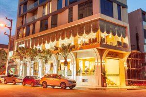 Khách sạn Từ Sơn Luxury Bắc Ninh