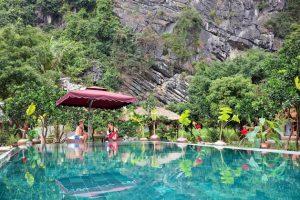 [HOT] Combo An's Eco Garden Ninh Bình + Xe Limousine