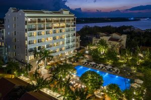 Combo 2N1Đ Ann Retreat Resort & Spa + Vé máy bay