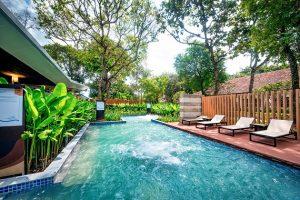 Combo 3N2Đ Bình Châu Hot Spring Resort & Hồ Cóc Beach Resort + Xe đưa đón