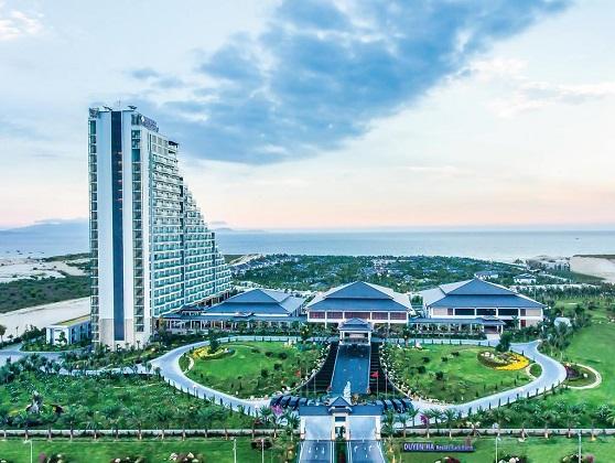 Combo Resort Duyên Hà Cam Ranh trọn gói