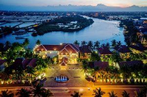 Combo Hội An Beach Resort 2N1Đ + Vé máy bay