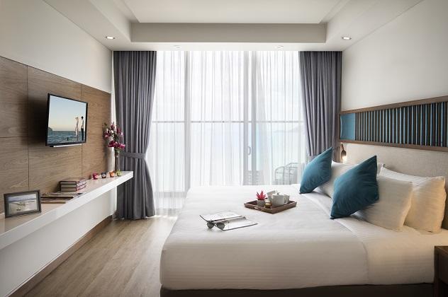 Combo Khách sạn Citadines Bayfront Nha Trang