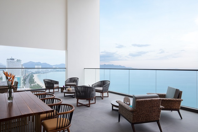 Combo Khách sạn Citadines Bayfront Nha Trang 3N2Đ