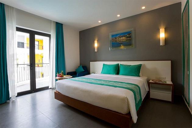 Combo Khách sạn Êmm Hội An