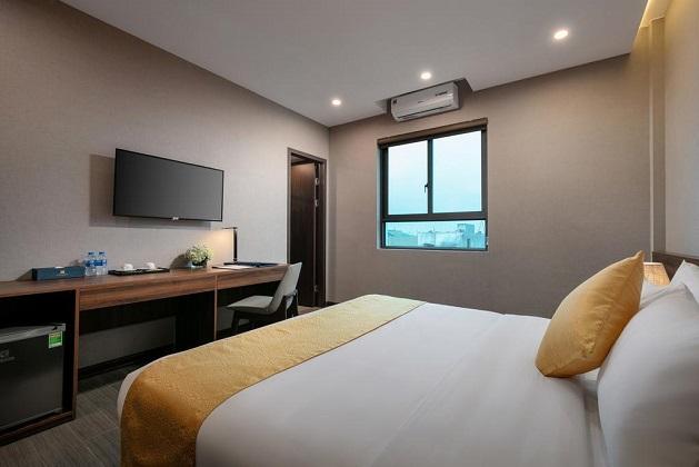 Combo 2N1Đ Khách sạn Golden Season Ninh Bình