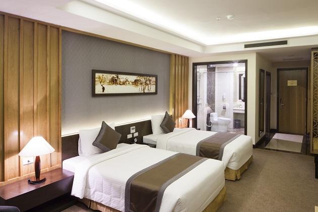 Combo 3N2Đ Vé máy bay Khách sạn Mường Thanh Luxury Nhật Lệ