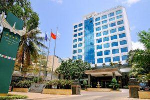 Combo Khách sạn Mường Thanh Vũng Tàu 2N1Đ + Xe Limousine