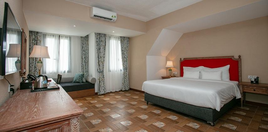 Combo Tam Đảo Khách sạn Venus