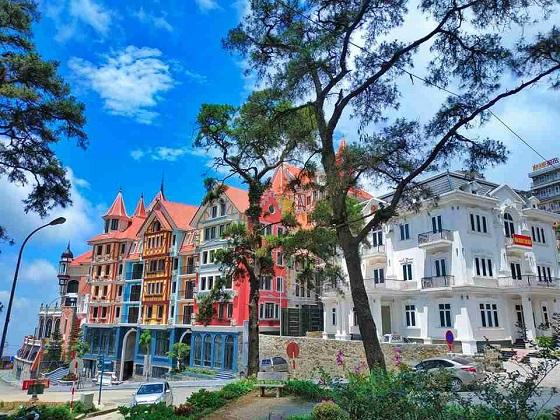 Combo Khách sạn Venus Tam Đảo