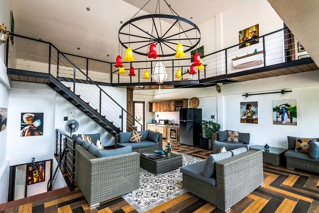 Khách sạn Victory Road Villas
