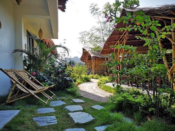 Combo 2N1Đ Nan House Tam Cốc Ninh Bình