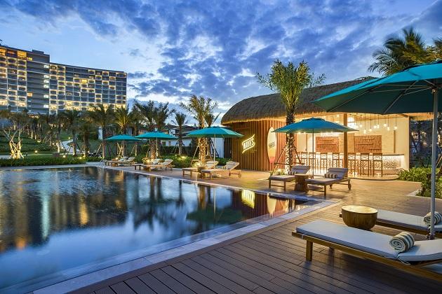 Combo 3N2Đ Radisson Blu Resort Cam Ranh