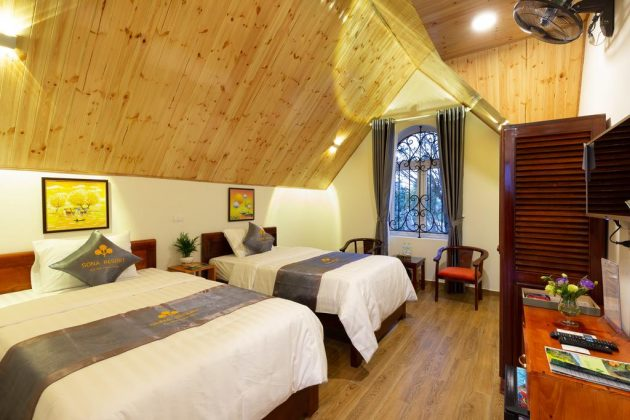 Combo SoNa Resort Ninh Bình