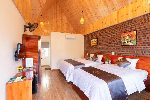 Combo 2N1Đ SoNa Resort Ninh Bình