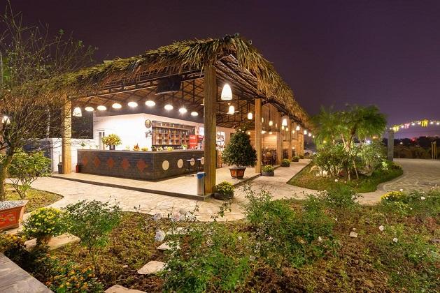 Combo 2N1Đ Xe Limousine SoNa Resort Ninh Bình