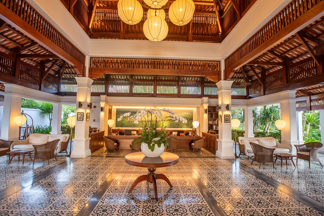 The Anam Resort Cam Ranh 5 sao
