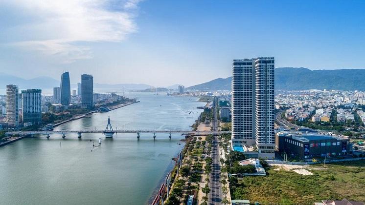 Combo 4N3Đ Vé máy bay Vinpearl Condotel Riverfront Đà Nẵng