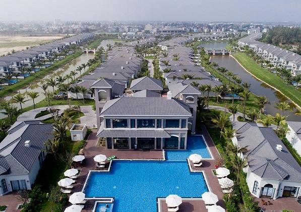 Combo 3N2Đ Vé máy bay Vinpearl Resort and Spa Đà Nẵng
