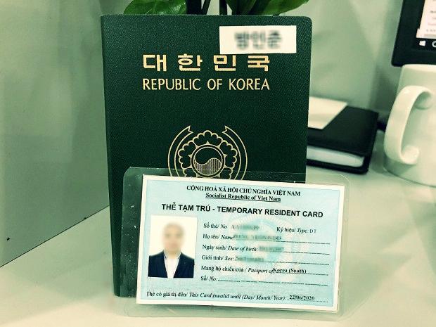 Điều kiện & Thủ tục cấp thẻ tạm trú cho người nước ngoài